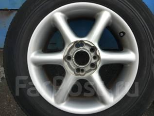 Bridgestone. 7.0x16, 4x114.30, 5x114.30, ET33, ЦО 72,0мм.