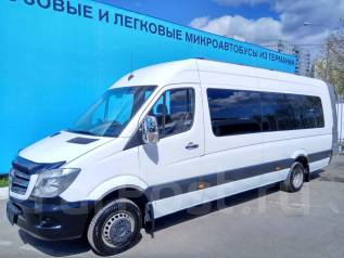 Mercedes-Benz Sprinter 515 CDI. Mercedes Sprinter 515CDI Турист 20 МЕСТ С Рюкзаком в Москве, 2 200 куб. см., 20 мест