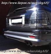 Губа. Toyota Land Cruiser Cygnus, UZJ100W Toyota Land Cruiser, HDJ101, HDJ101K, HZJ105, UZJ100L, UZJ100, J100, HDJ100L, FZJ100, UZJ100W, FZJ105, HDJ10...