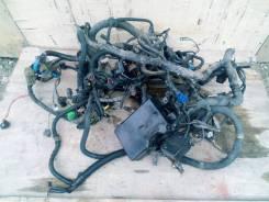Проводка двс. Mitsubishi Pajero, V26C, V26W, V46W, V46V, V26WG, V46WG Двигатель 4M40