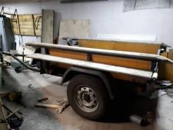 Курганские прицепы. Г/п: 750 кг.