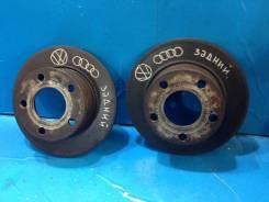 Диск тормозной. Volkswagen Passat, 3B3, 3B6, 3B Audi A4, B6