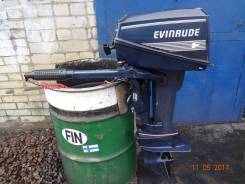 Evinrude. 8,00л.с., 2х тактный, бензин, нога S (381 мм), Год: 1990 год