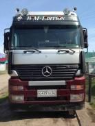 Mercedes-Benz Actros. Mercedes Benz, 13 000 куб. см., 20 000 кг.