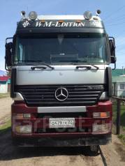 Mercedes-Benz Actros. Mercedes Benz, 13 000 куб. см., 20 000 кг.
