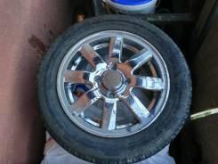 Новые летние колеса в сборе 195/60 R15. 6.5x15 4x114.30 ET56