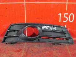 Решетка ПТФ бампера правая OEM 3C8853666C9B9 Volkswagen Passat CC -