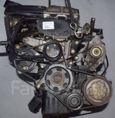 Двигатель в сборе. Nissan: NX-Coupe, AD, NV350 Caravan, Sunny California, Wingroad, Caravan, Presea, Sunny, Pulsar Двигатель GA15DS