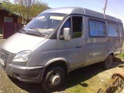 """ГАЗ 3221. Газель микроавтобус категории """" В """" 2008, 8 мест"""