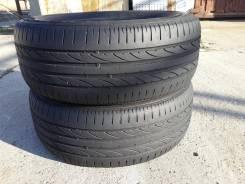 Bridgestone Dueler H/P Sport. Летние, 2009 год, износ: 40%, 2 шт