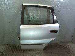 Дверь боковая Nissan Almera Tino, левая задняя