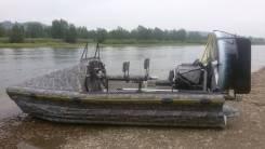 Sibriver Анагара. длина 5,60м., 160,00л.с., бензин. Под заказ