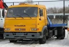 Камаз 4308. Автоэвакуатор со сдвижной платформой, 6 700 куб. см., 5 000 кг.