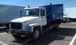 ГАЗ 3309. Самосвал ГАЗ-3309 (4х2), 4 750 куб. см., 5 000 кг.