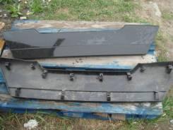 Накладка крышки багажника. Nissan X-Trail, T31R Двигатель M9R