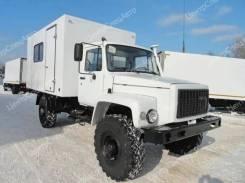 ГАЗ 3308 Садко. Вахтовый автобус ГАЗ-3308 (4х4), 4 200 куб. см., 22 места