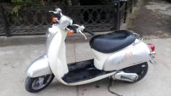 Honda Scoopy. 49 куб. см., исправен, птс, без пробега