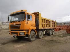 Shaanxi Shacman. Shaanxi SX3317DT366, грузовой самосвал 2012 г. в. в Москве, 9 726 куб. см., 40 000 кг.