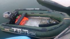 Shturman. Год: 2009 год, длина 3,80м., двигатель подвесной, 15,00л.с., бензин
