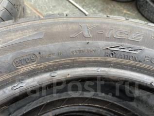 Michelin. Всесезонные, 2009 год, износ: 20%, 4 шт