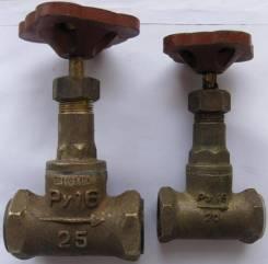 Клапан муфтовый ДУ25 Ру16 ( 521-03.124 )