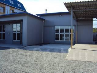 Сдается в аренду территория с помещениями г. Находка. 220 кв.м., Набережная 1A,строение 1-2, р-н Бархатная