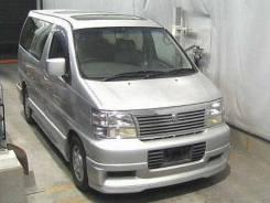 Nissan Elgrand. ALWE50, VG33