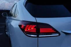 Оптика. Lexus RX450h