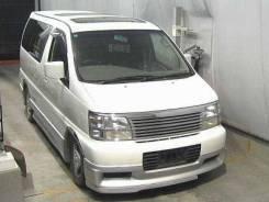 Nissan Elgrand. ATWE50, ZD30 DDTI