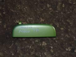 Ручка двери внешняя. Nissan Moco, MG21S Двигатель K6A