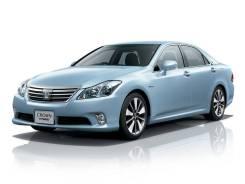 Эмблема решетки. Toyota Crown, GRS200, GWS204, GRS201, GRS202, GRS203, GRS204 Toyota Crown Majesta Двигатели: 4GRFSE, 3GRFSE, 2GRFSE