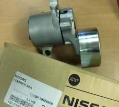 Натяжной ролик. Nissan: Tiida, Bluebird Sylphy, Wingroad, Tiida Latio, Note, Cube Двигатель HR15DE
