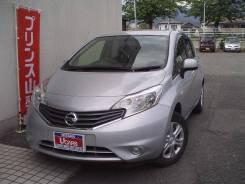 Nissan Note. автомат, 4wd, 1.2, бензин, 23 тыс. км, б/п. Под заказ