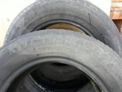 Bridgestone Dueler H/T D687. Всесезонные, износ: 70%, 3 шт