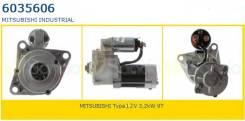 Стартер. Mitsubishi Canter Двигатели: 4DR5, 4DR7