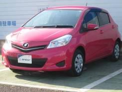Toyota Vitz. автомат, передний, 1.0, бензин, 10 тыс. км, б/п. Под заказ