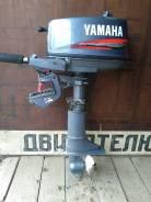 Yamaha. 5,00л.с., 2х тактный, бензин, нога S (381 мм), Год: 2011 год