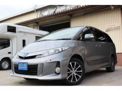 Toyota Estima Hybrid. автомат, 4wd, 2.4, бензин, 89 тыс. км, б/п. Под заказ