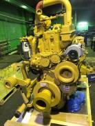 Ремонт двигателя бульдозера Shantui