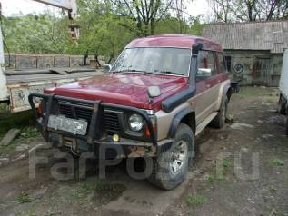 Nissan Safari. механика, 4wd, 4.2 (125 л.с.), дизель
