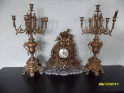 Каминный гарнитур, Франция 19 век!. Оригинал