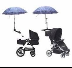 Держатели зонтов для колясок.