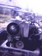 Двигатель в сборе. ГАЗ 4301