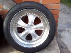 Продам колеса низкопрофильные разноширокие разборные. 9.0/10.0x50 5x114.30 ET60/70 ЦО 70,0мм.