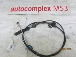 Тросик переключения механической коробки передач. Toyota Ipsum, ACM26W Двигатель 2AZFE