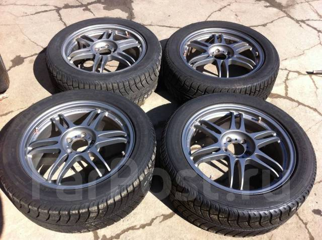 Kosei K1 TS Version. 7.0x17, 5x100.00, ET50