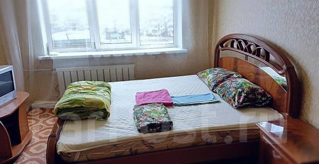 Гостинка, улица Окатовая 20. Чуркин, 38кв.м. Вторая фотография комнаты