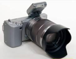 Sony Alpha NEX-5N Kit. 15 - 19.9 Мп