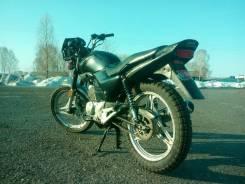 Yamaha. 125 куб. см., неисправен, без птс, с пробегом