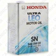 Honda. Вязкость 0W-20, синтетическое. Под заказ